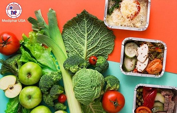 Ăn uống khoa học để cải thiện rối loạn hệ tiêu hóa
