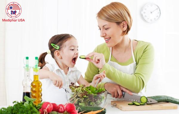cách trị trẻ biếng ăn