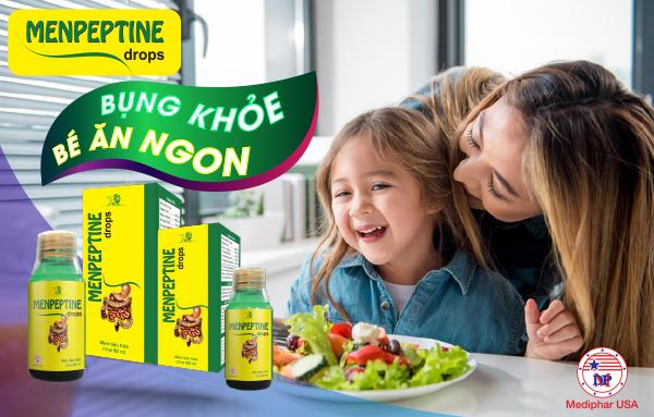Thuốc hỗ trợ tiêu hóa cho trẻ loại nào tốt