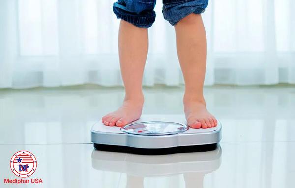 Trẻ biếng ăn chậm tăng cân có nguy cơ suy dinh dưỡng cao