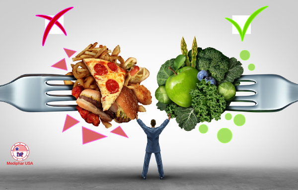 Ăn uống khoa học để giảm đầy hơi, chướng bụng, ăn uống khó tiêu