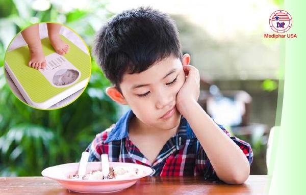 Nước ta có khoảng 70% trong số trẻ nhỏ đến cơ sở y tế khám và tư vấn về suy dinh dưỡng.