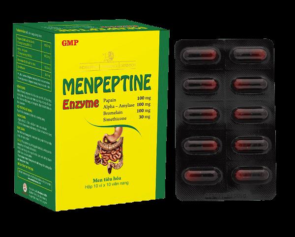mempeptine-emzym