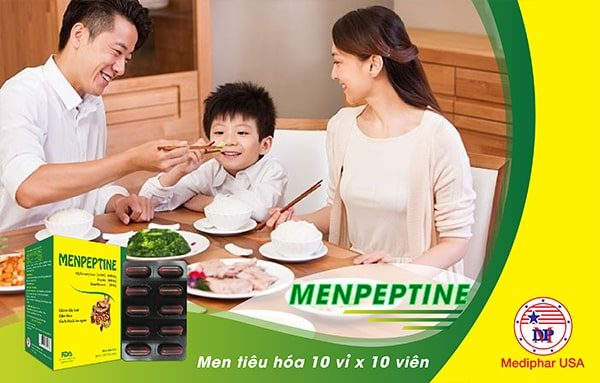 Đánh giá Menpeptine của người dùng