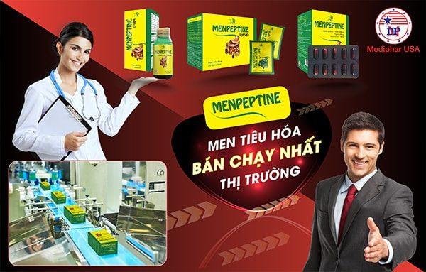 Review Menpeptine từ người dùng | Đánh giá khách quan nhất