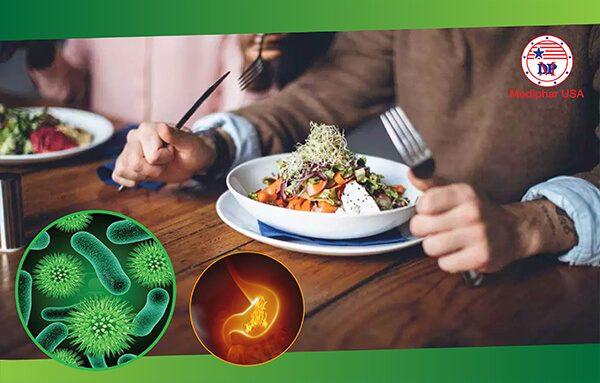 Rối loạn tiêu hóa không nên ăn gì?